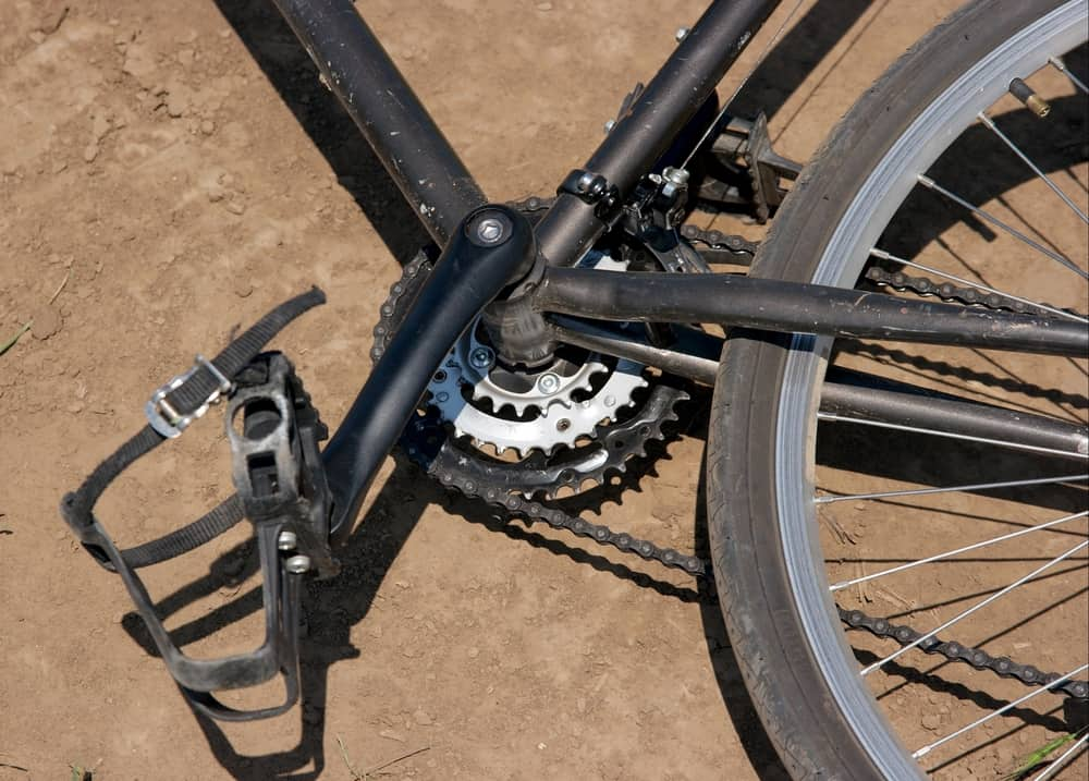 how to remove a bicycle gear