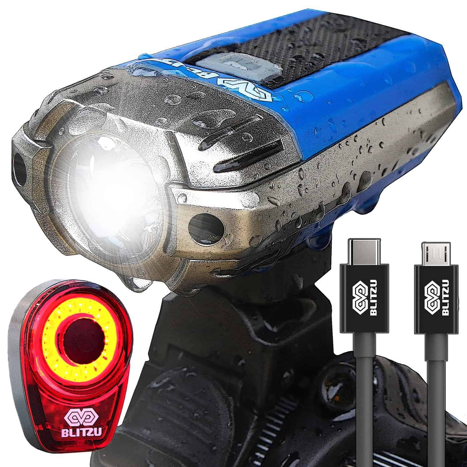 Bike Lane Safety Light Usb Rechargeable The X Fire