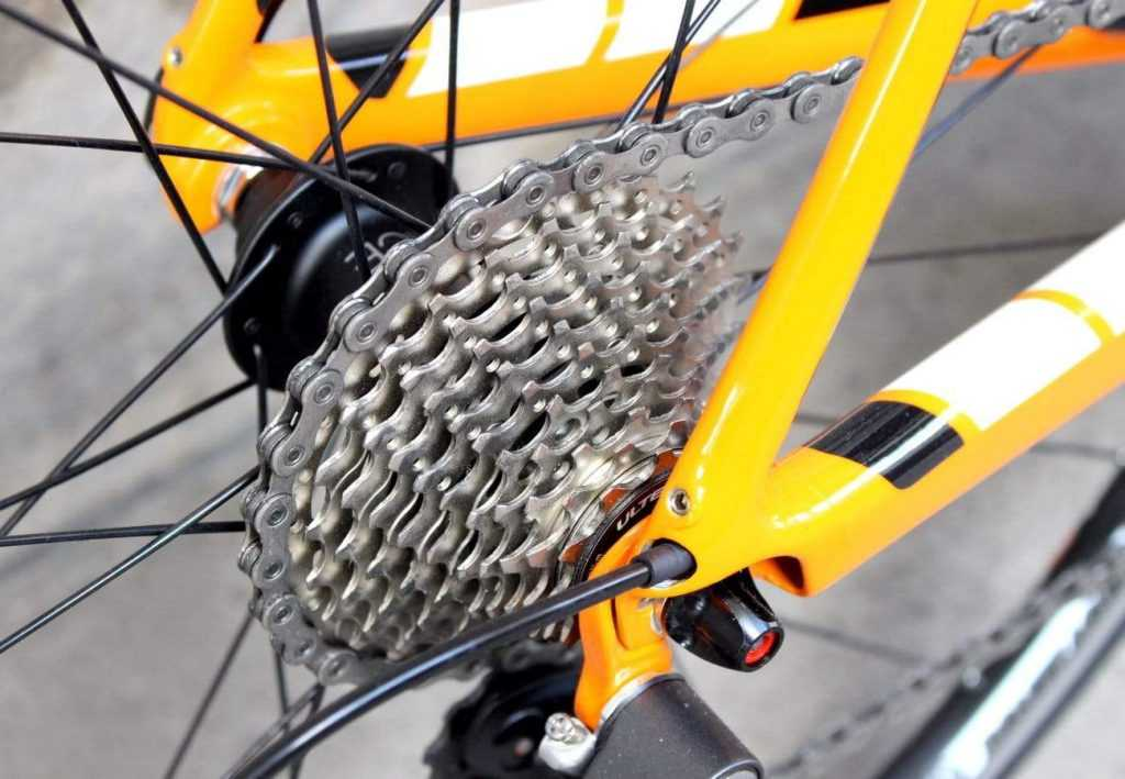 Adjust Bicycle Gears