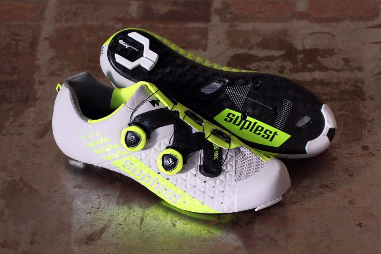 Since bike shoes typically last longer than your average rubber shoes, you can save money because you only need to buy a new pair once in a while.