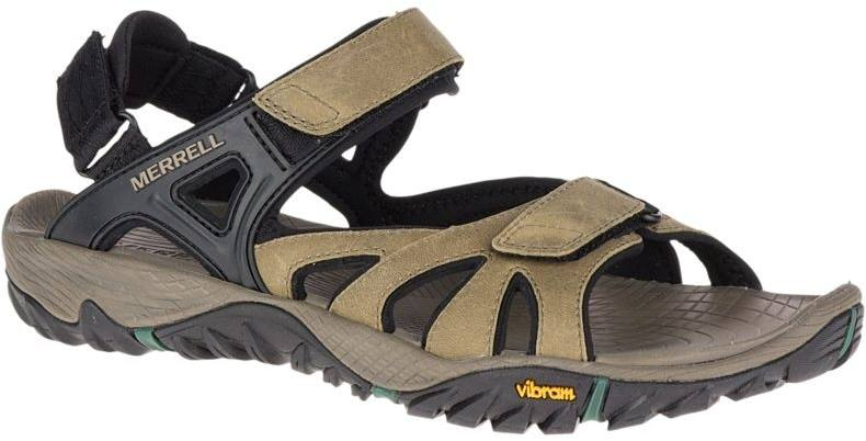 Merrell All Out Blaze Sieve Convertible Review