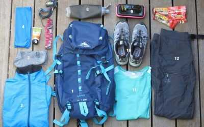 The 'Ten Essentials and Checklist' of Hiking That All Hikers Live By