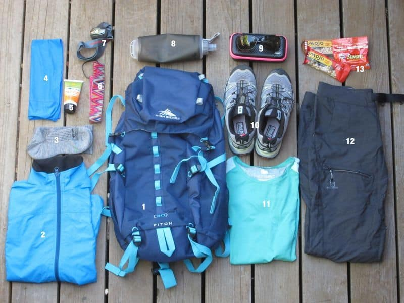 Hiking Essentials