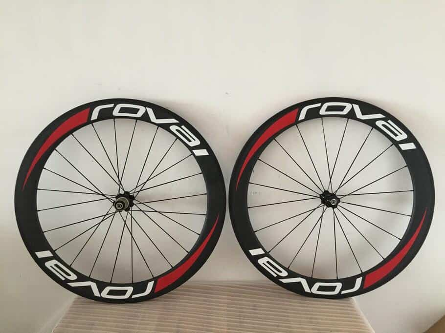 Wheelset Clincher