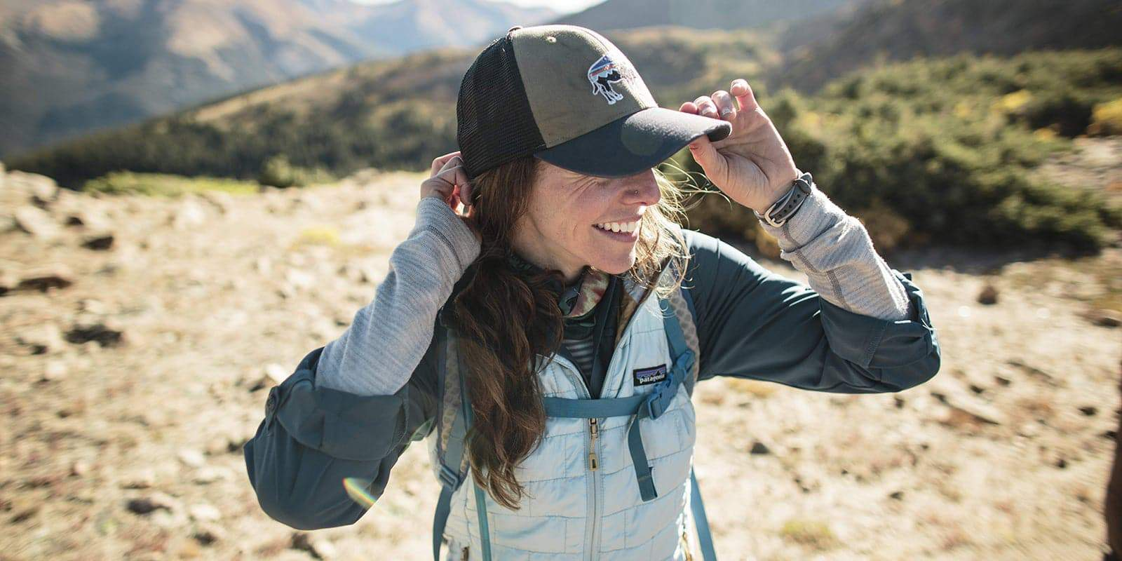 what to wear while hiking